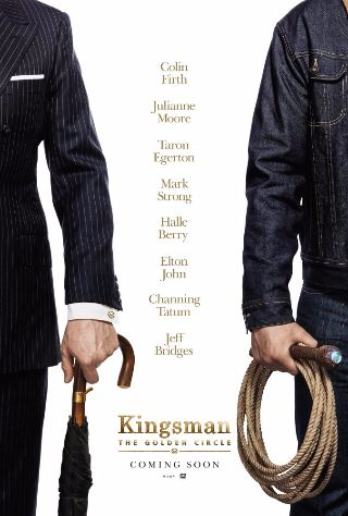 Download Kingsman: The Golden Circle torrent