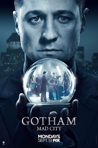Gotham Season 3 full torrent