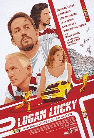 Logan Lucky movie torrent