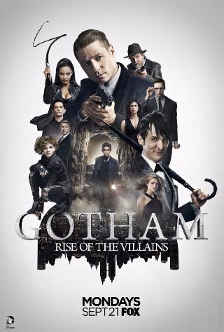 Gotham Season 2 torrent