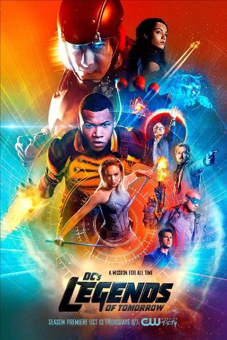 Legends of Tomorrow Season 2 full torrent