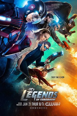Legends of Tomorrow Season 1 TV show torrent